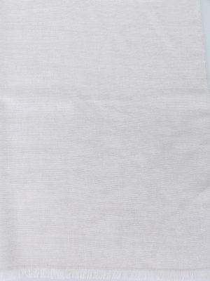 Fabiana Filippi: scarves online - Lurex embellished wool blend scarf