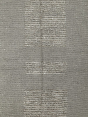 Fabiana Filippi: Stoles & Shawls online - Check boucle wool blend pashmina