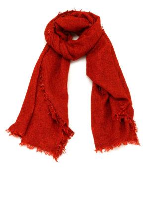 Faliero Sarti: scarves - Chiarina woven scarf