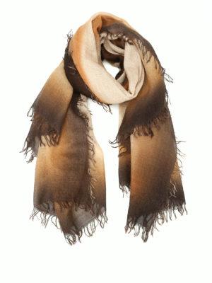 Faliero Sarti: scarves - Francy cashmere silk scarf