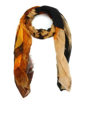 Faliero Sarti: scarves - Freedom cotton blend scarf