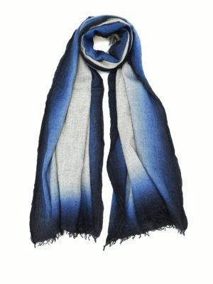 Faliero Sarti: scarves - Giacomo cashmere and silk scarf
