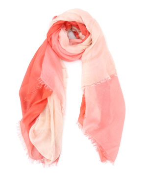 Faliero Sarti: scarves - Ginevra shaded pashmina