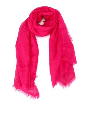Faliero Sarti: scarves - Jurin modal and cashmere scarf