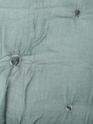 Faliero Sarti: scarves online - Gigetta felt polka dot scarf