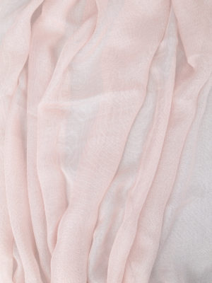 Faliero Sarti: scarves online - Lux pink scarf