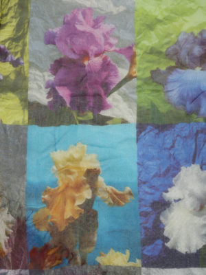 Faliero Sarti: scarves online - Petaloso modal and silk scarf