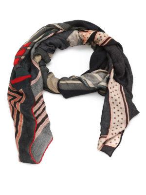 Faliero Sarti: Stoles & Shawls - Dross shawl