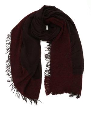 Faliero Sarti: Stoles & Shawls - Isadora silk wool cashmere shawl