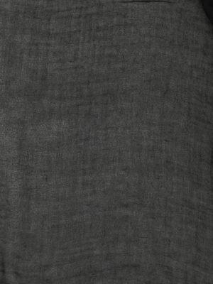 Faliero Sarti: Stoles & Shawls online - Jurin modal & cashmere black shawl