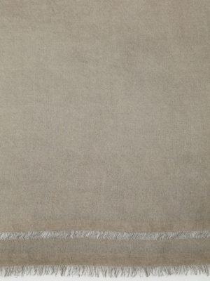 Faliero Sarti: Stoles & Shawls online - Keo modal and silk green shawl