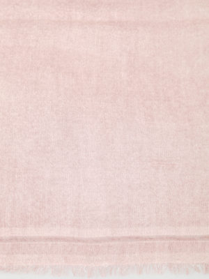 Faliero Sarti: Stoles & Shawls online - Keo modal and silk pink shawl