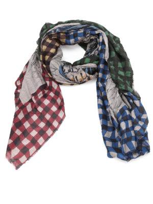 Faliero Sarti: Stoles & Shawls - Pikky shawl