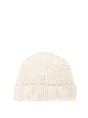 FAY: berretti - Cappellino in lana bianco