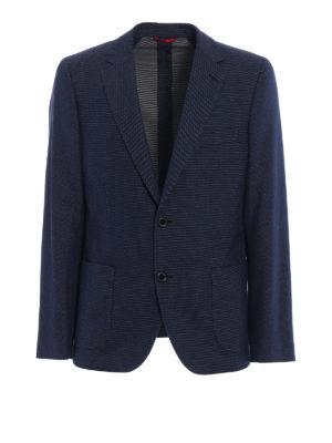Fay: blazers - Classic cotton blazer