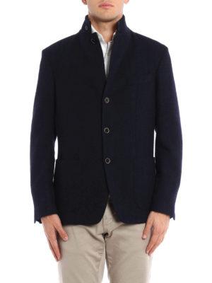 Fay: blazers online - Shetland wool jacket