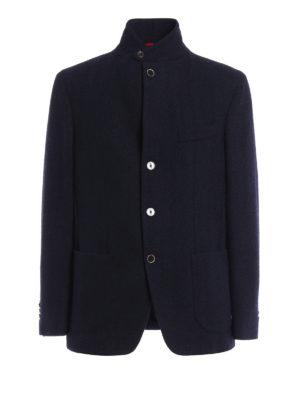 Fay: blazers - Shetland wool jacket