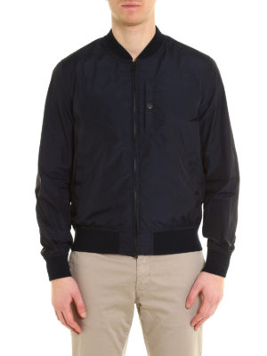 Fay: bombers online - Matte nylon bomber jacket