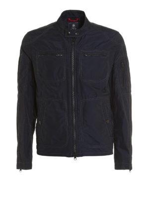 Fay: casual jackets - Motor nylon jacket