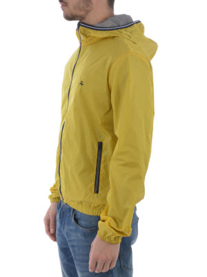 Fay: casual jackets online - Light nylon hooded jacket