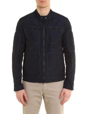 Fay: casual jackets online - Motor nylon jacket