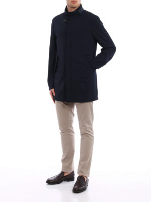 Fay: casual jackets online - Stretch high-tech fabric jacket