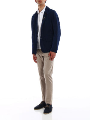 Fay: casual jackets online - Techno taffeta casual jacket