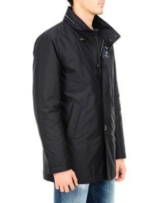 Fay: casual jackets online - Urban Club waterproof long jacket