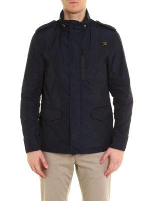 Fay: casual jackets online - Waterproof nylon field jacket