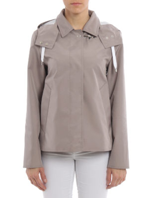 Fay: casual jackets online - Windproof hooded jacket