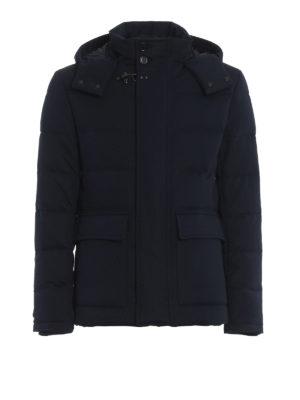 FAY: giacche casual - Piumino in tessuto tecnico stretch trapuntato