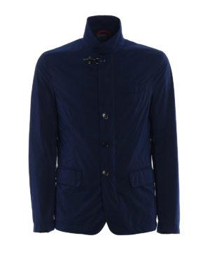 Fay: casual jackets - Techno taffeta casual jacket