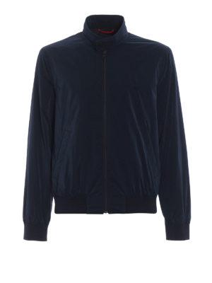 Fay: casual jackets - Techno taffeta jacket