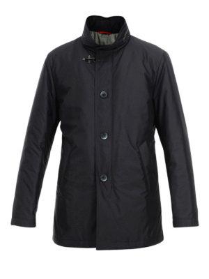 Fay: casual jackets - Urban Club waterproof long jacket