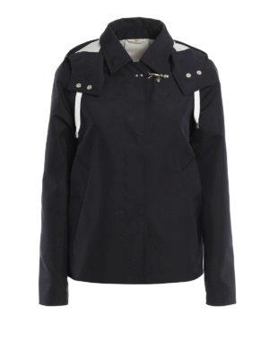 Fay: casual jackets - Windproof hooded jacket