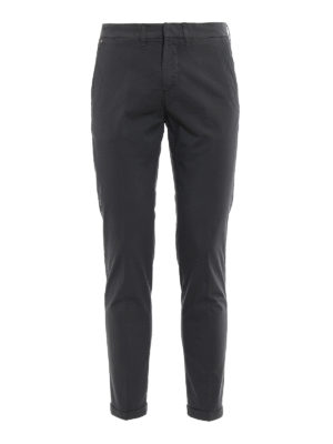 Fay: casual trousers - Five pockets chino trousers