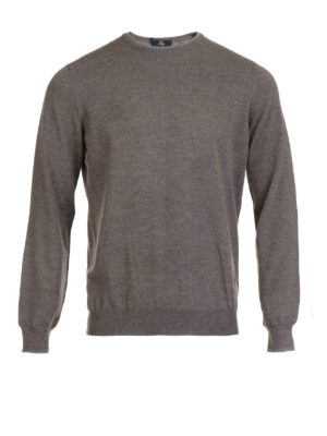 Fay: crew necks - Classic virgin wool sweater