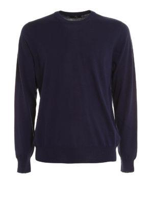 Fay: crew necks - Extra fine cotton sweater