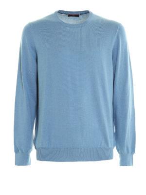 Fay: crew necks - Lightweight cotton sweater