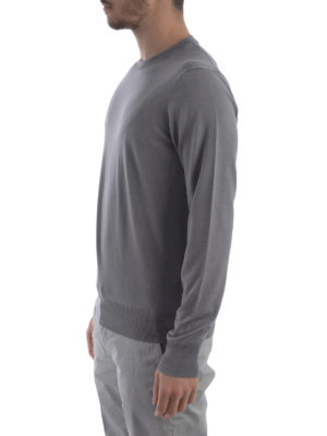 Fay: crew necks online - Cotton crew neck sweater