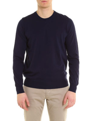 Fay: crew necks online - Extra fine cotton sweater