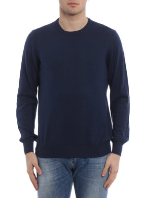 Fay: crew necks online - Light cotton sweater