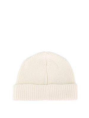 FAY: berretti online - Cappellino in lana bianco