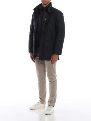 FAY: giacche imbottite online - Giaccone Grand-Stadium due in uno