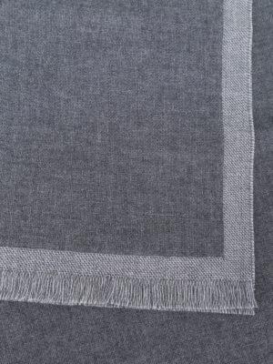 FAY: sciarpe e foulard online - Sciarpa classica in lana grigio nuvola