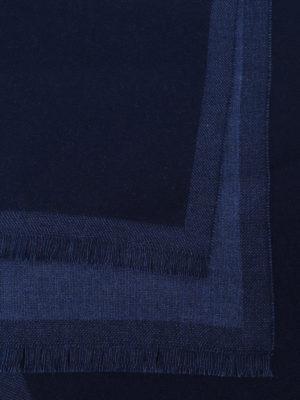 FAY: sciarpe e foulard online - Sciarpa classica in lana blu navy