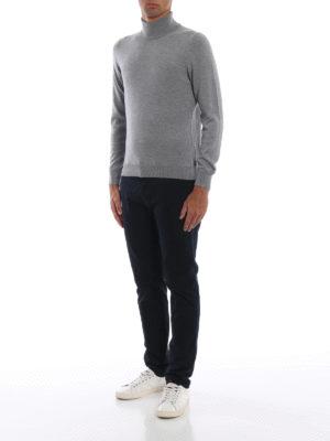 FAY: maglia a collo alto e polo online - Dolcevita classico in lana pettinata