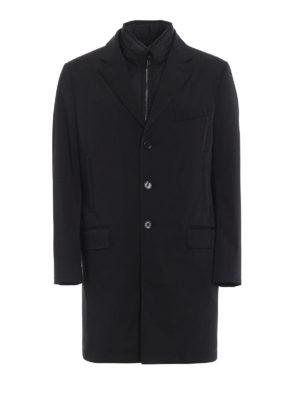 FAY: cappotti imbottiti - Piumino Bernard nero