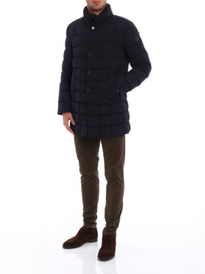 Fay: padded coats online - Light padded short coat