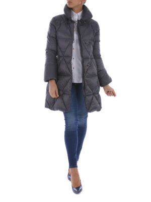 Fay: padded coats online - Quilted padded coat